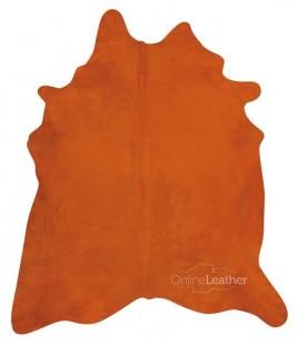 Dyed Orange