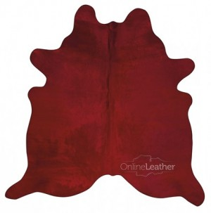 Dyed Red