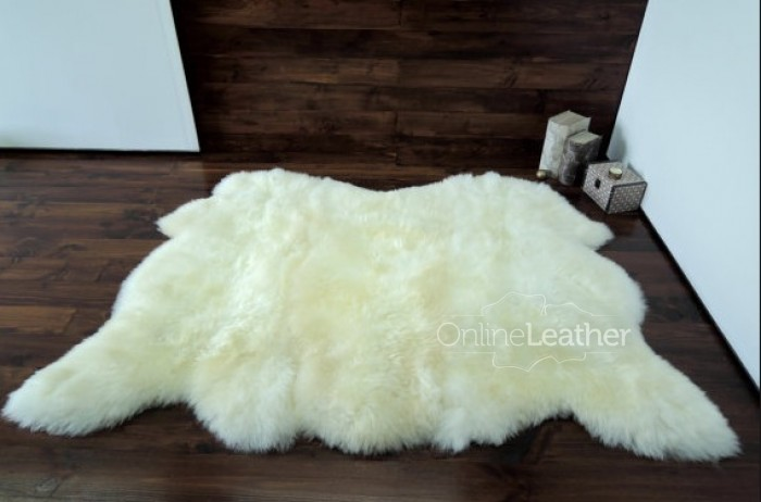 Side by Side Sheepskin
